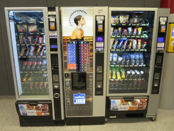 Automaty z napojami Tychy